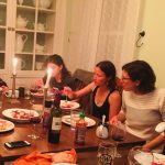 group meals retreat
